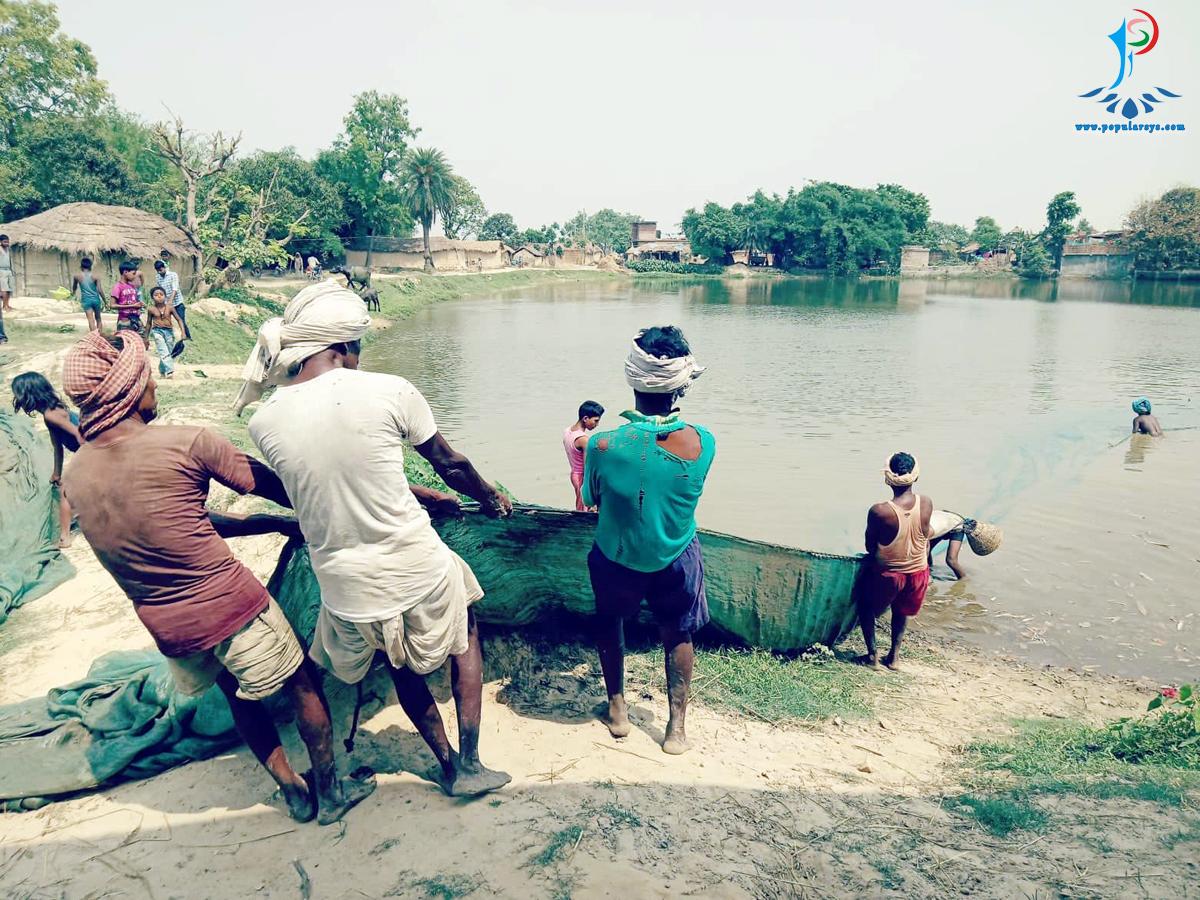 मछवारा के जिनिगी… — श्याम सर्राफ
