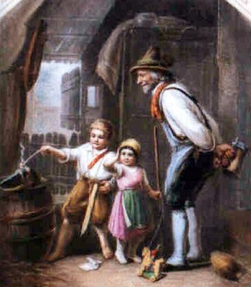 बदमास जमिनदार के मिलल गुरु –  गोविन्द दुबे (भोजपुरी लघुकथा)