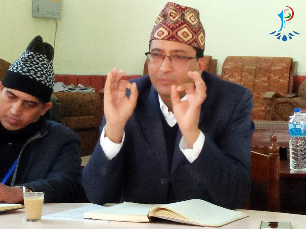 Newly transferred CDO of Parsa, Basnet commits to fair and quick public services